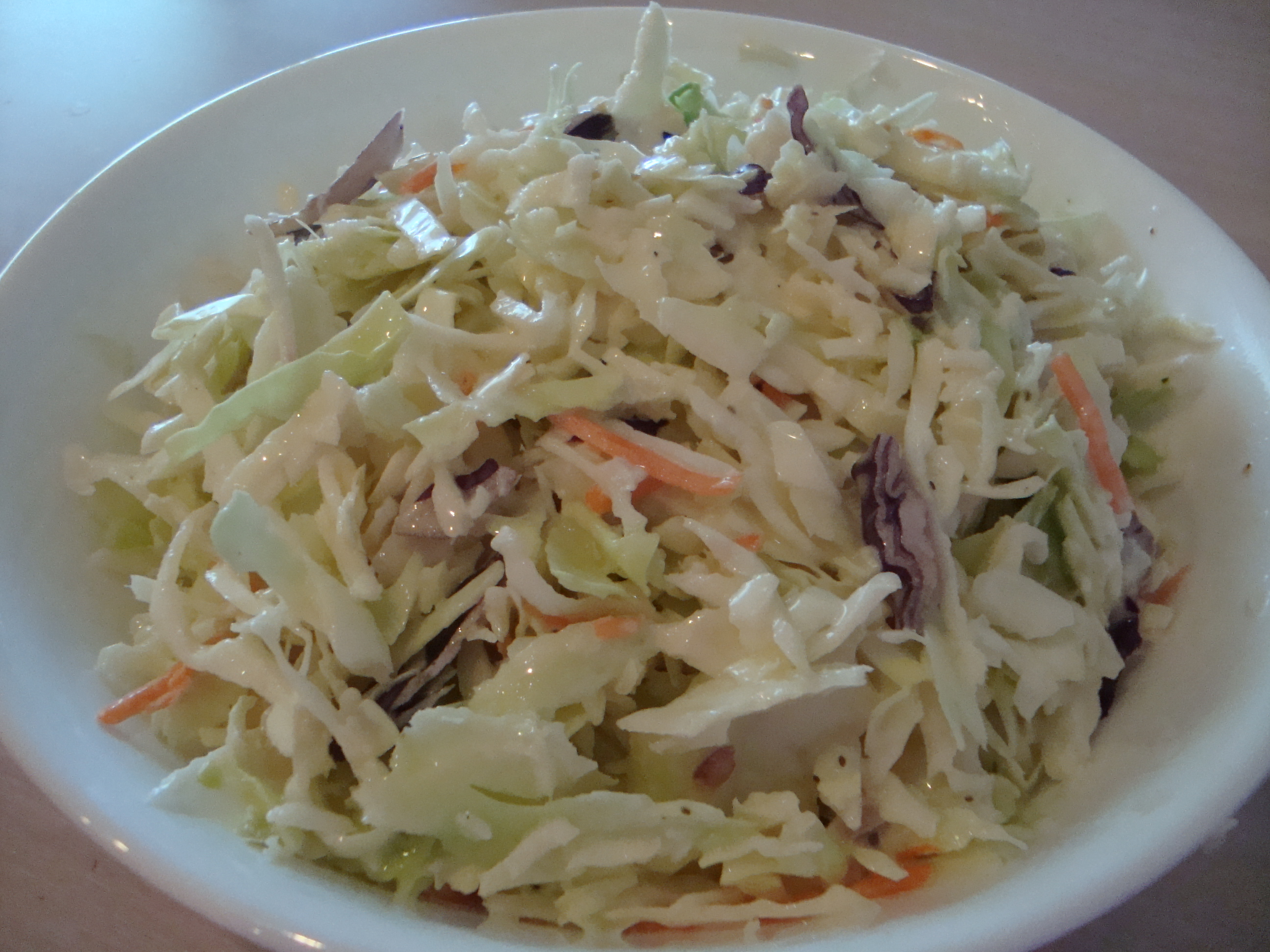 Easy Coleslaw | Test My Recipes
