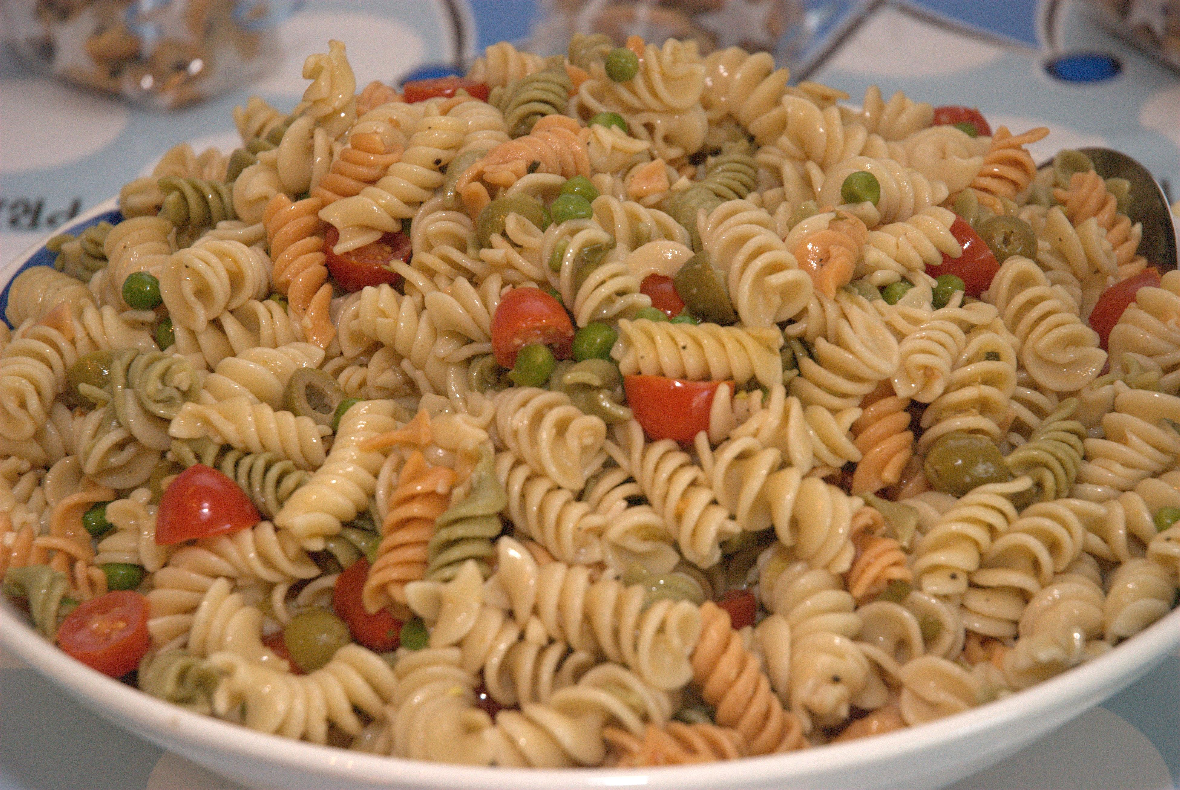 Cold Pasta Salad Dressing